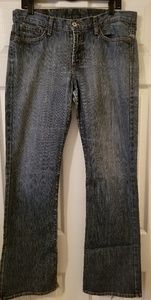Women's Lucky Brand Jeans size 14 Long